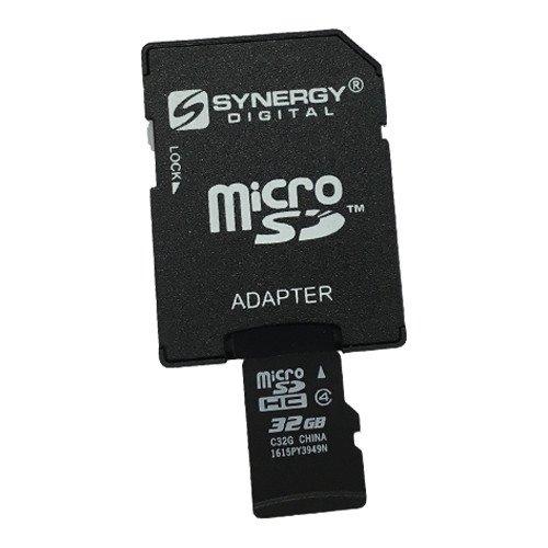 시너지 디지털 32GB MICROSDHC 메모리 카드 LG G STYLO 휴대 전화 메모리 카드에 대 한 호환 - SD 어댑터와 32 기가바이트 MICROSDHC 메모리 카드
