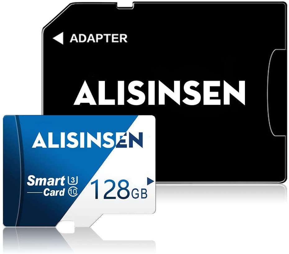 128GB MICRO SD CARD SD MEMORY CARD 128GB TF CARD   T-FLASH CARD CLASS 10 MICRO SD CARD ADAPTER FOR CAMERA COMPUTER PHONE 안드로이드 PHONE MAC SURVEILLANCE TACHOGRAPH DRONE(128GB)
