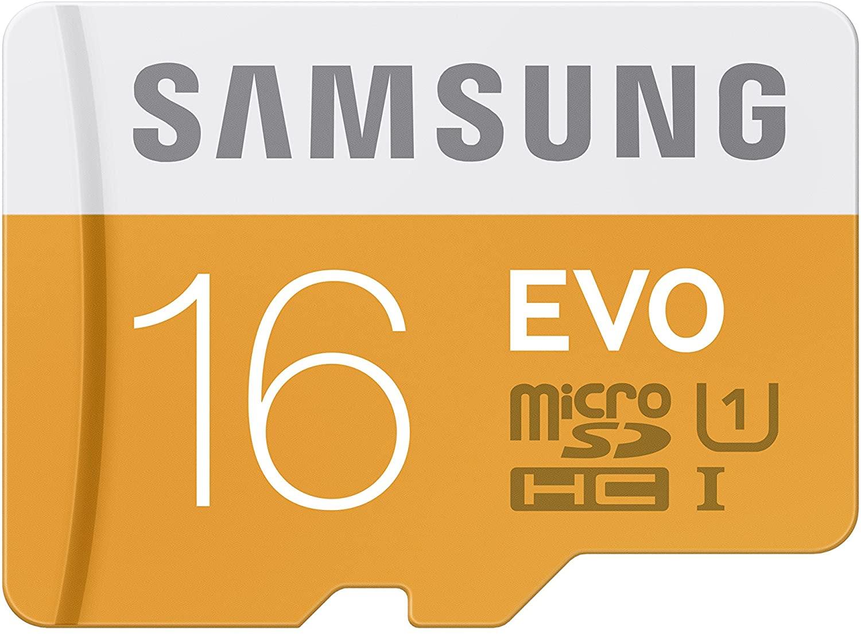 삼성 16GB 최대 48MB   S EVO 클래스 10 마이크로 SDHC 카드 어댑터 (MB-MP16DA   AM)