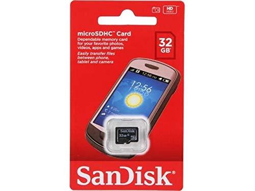 샌 디스크 32기가바이트 클래스 4 마이크로 SDHC 메모리 카드는 로쿠 울트라와 함께 작동 ROKU 4 ROKU 3 ROKU 2 스트롬볼리 (TM) 카드 리더 (SDSDQM-032G-B35)
