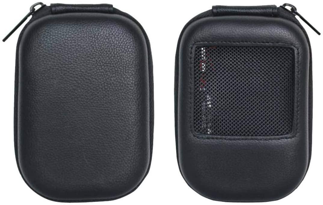 유니버설 모바일 핫스팟 파우치 - 타원 제트 팩에 대한 견고한 캐리 케이스 | MIFI 6620L | 4G LTE - 블랙