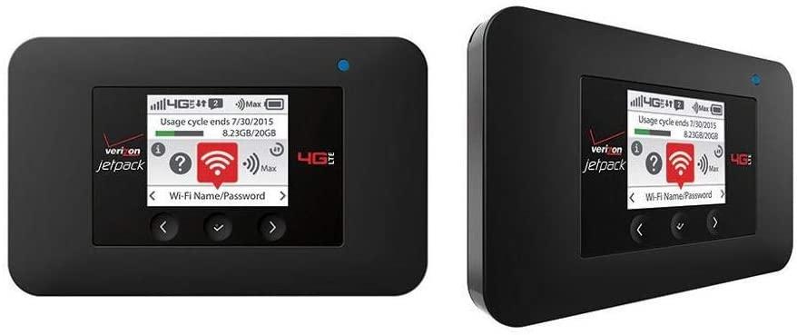 버라이존 제트 팩 4G LTE 모바일 핫스팟 - AC791L (갱신)