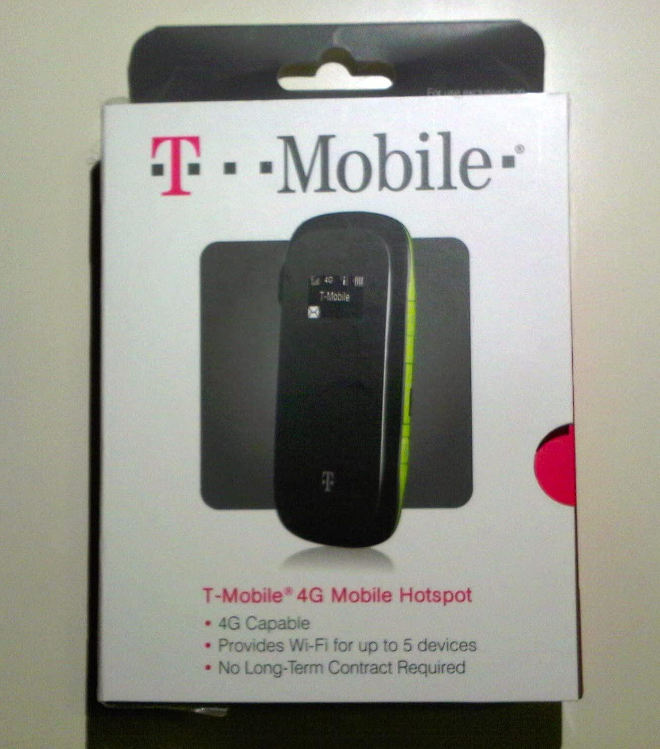T-모바일 4G 모바일 핫스팟
