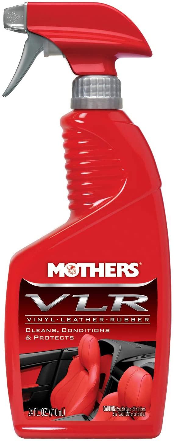 MOTHERS06524VLR VINYLLEATHERRUBBER CARE 24OZ