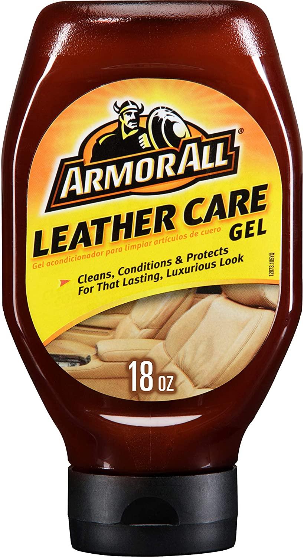 갑옷 모든 자동차는 가죽디 젤리 청소기 자동차 트럭 오토바이 청소 및 조건 18FL OZ 9963