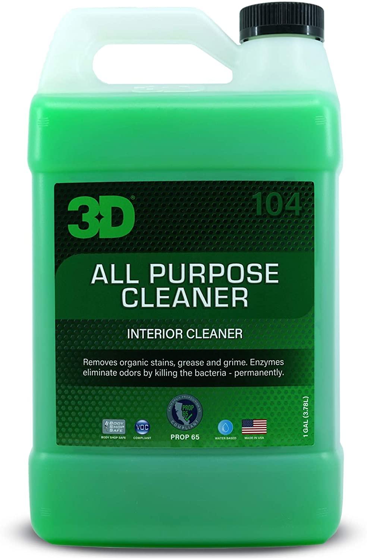 3D 다목적 세탁기술자-다중용 자동차 가정 및 사무실 탈지제 및 청소기 관광 명소 제거 먼지 때 &윤활제 얼룩 안전성 환경 친화적-1 갤런