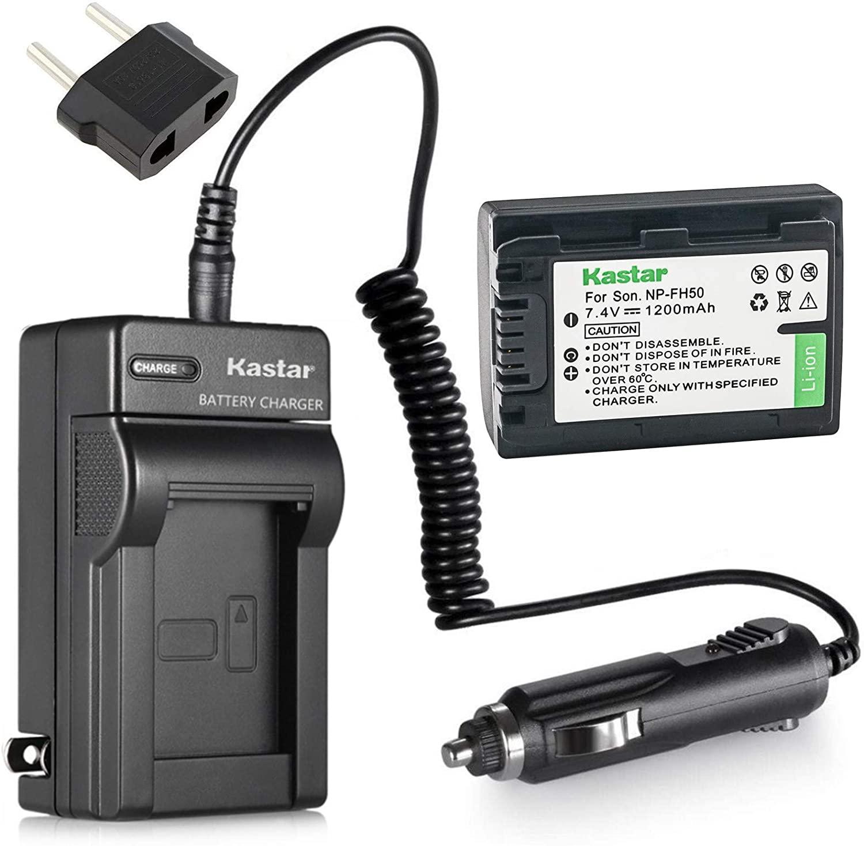 DCR-DVD108용 배터리 및 충전기 DCR-DVD308 DCR-DVD408 핸디캠 캠코더