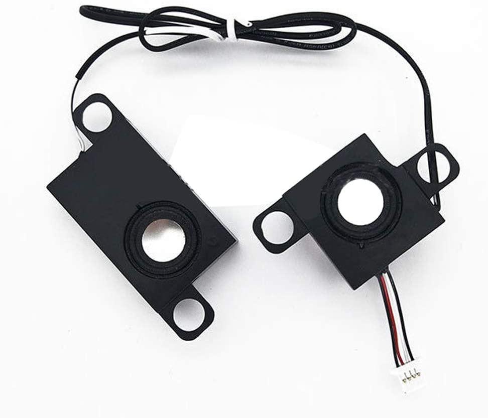 자하라 노트북 L+R 세트 서브우퍼 스피커 교체 용 DELL XPS L501X L502X 0TF8VD TF8VD