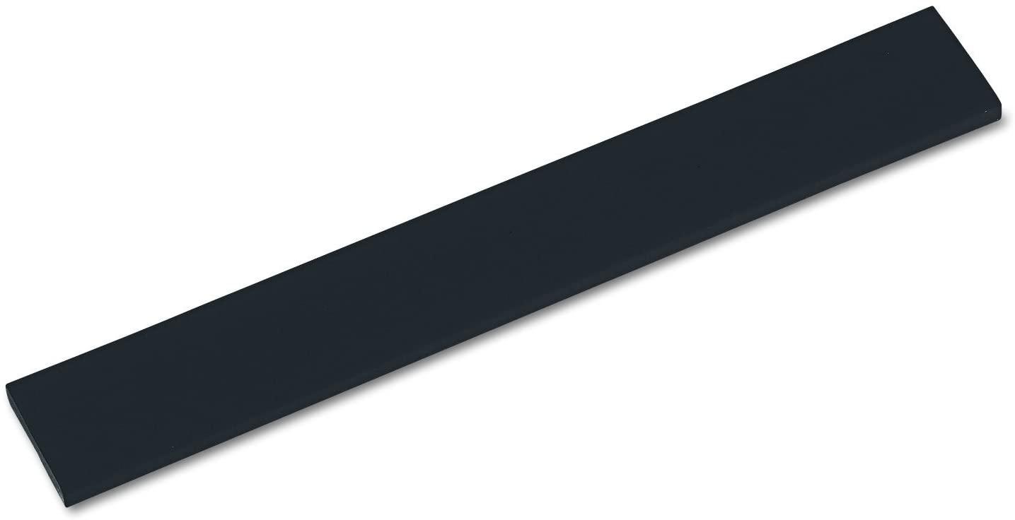 인노버라 52458 내추럴 러버 키보드 손목 받침대 블랙