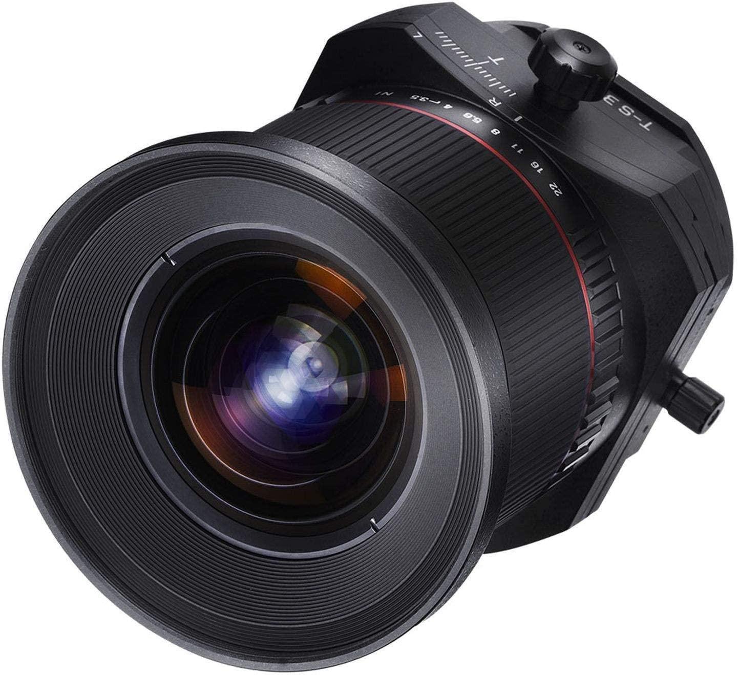 삼양 24MM F3.5 T | 렌즈 연결