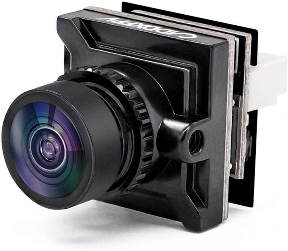 FPV 카메라 캐덱스 베이비 레이틀 2 1200TVL 1 | 1.8인치 별광 HDR 센서 카메라 165°더 큰 FPV PAL NTSC 로 전환할 수 있는 FPV 레이싱 드론용