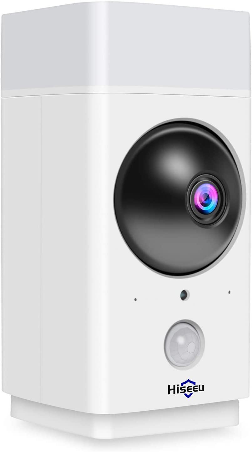 1080P 보안 카메라 팬 | 틸트 | 줌 실내 와이파이 카메라 애완 동물 카메라 스마트 홈 카메라 적외선 | 전체 색상 야간 비전 양방향 오디오 사람 감지 알렉사와 함께 작업