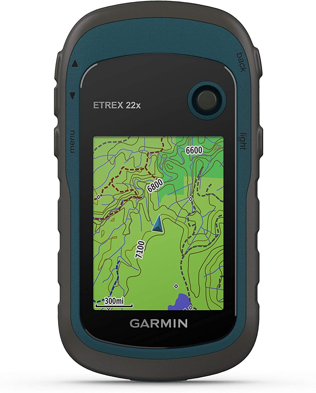 가민 ETREX 22X 견고한 핸드헬드 GPS 네비게이터 (리뉴얼)