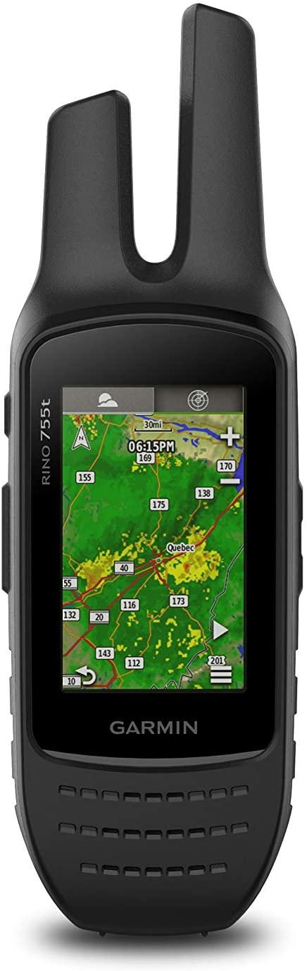 가민 리노755T GMRS | GPS 캐나다 010-01958-11