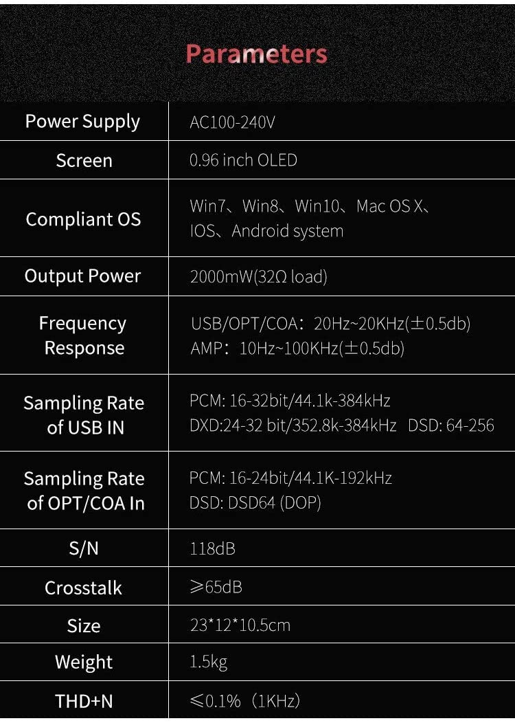 XDUOO TA-10R AK4493EQ XMOS USB DSD DAC12AU7 4XLR 튜브 헤드폰 앰프