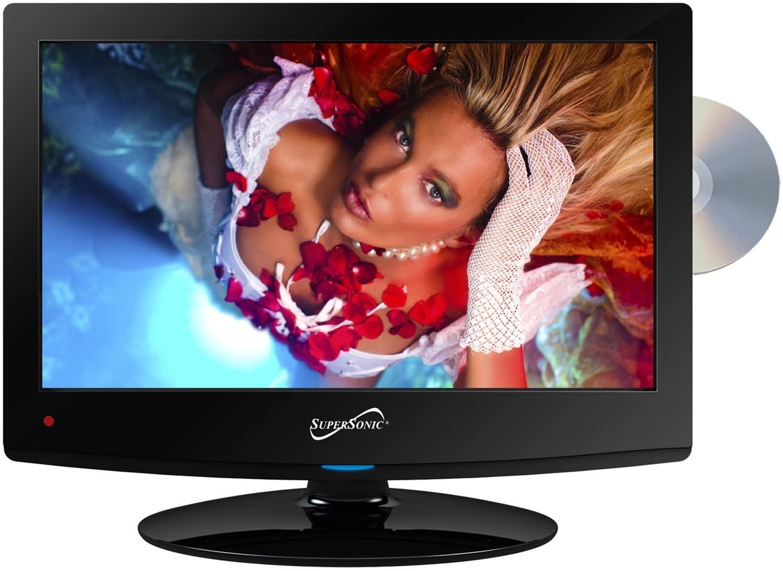 초음속 15.6IN LED 와이드 HDTV WDVD