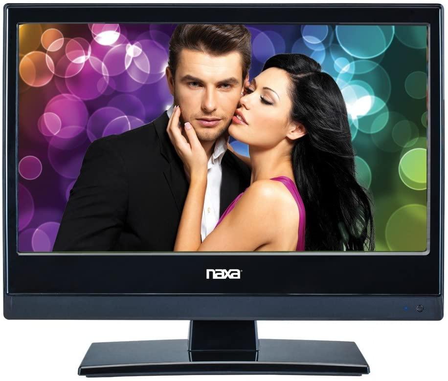 NAXA13.3 와이드 스크린 LED HDTV | DVD(새 모델)