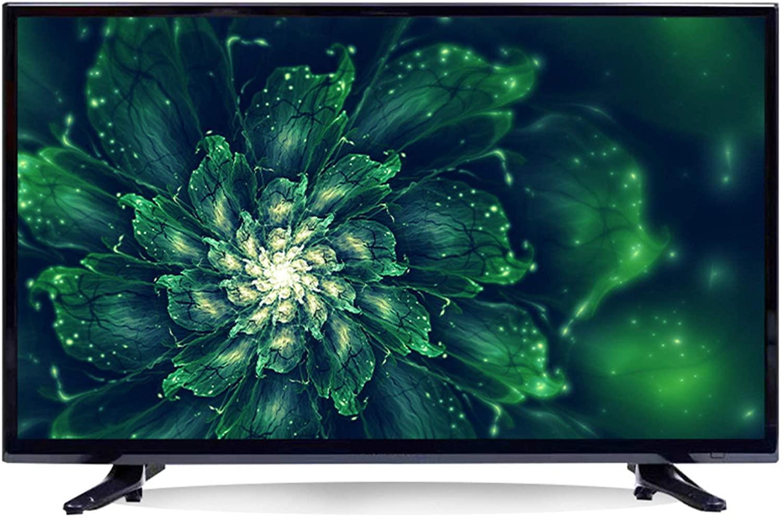 DYYAN32 | 42 | 50 | 55 | 60 인치 HD LED 스마트 TV DV 인터페이스 HDMI USB 및 미디어 플레이어 내장 WIFI 블랙
