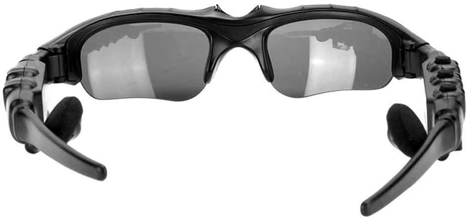 HOPCD 무선 블루투스 뮤직 선글라스 편광 렌즈 스마트 오디오 선글라스 - 핸즈프리 콜링 | 방수 | 핸드프리 헤드폰 안티UV 안경 남성 및 여성용