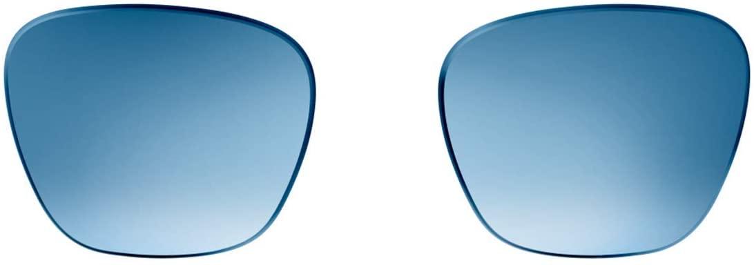보스 알토 S | M 직사각형 선글라스 블루 그라데이션