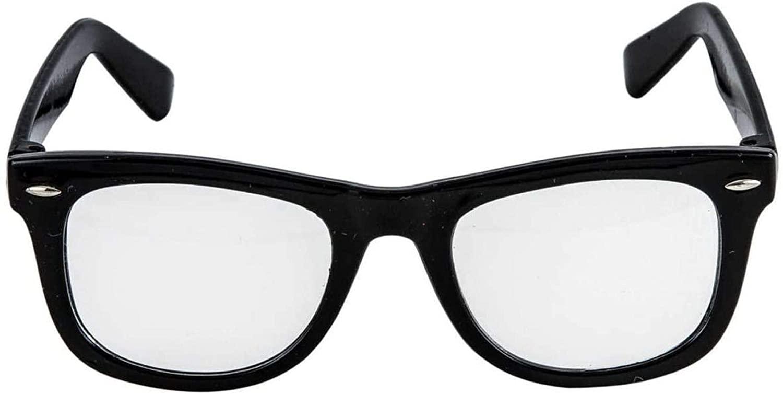 암스캠 너드 코디얼 안경 원 사이즈 블랙