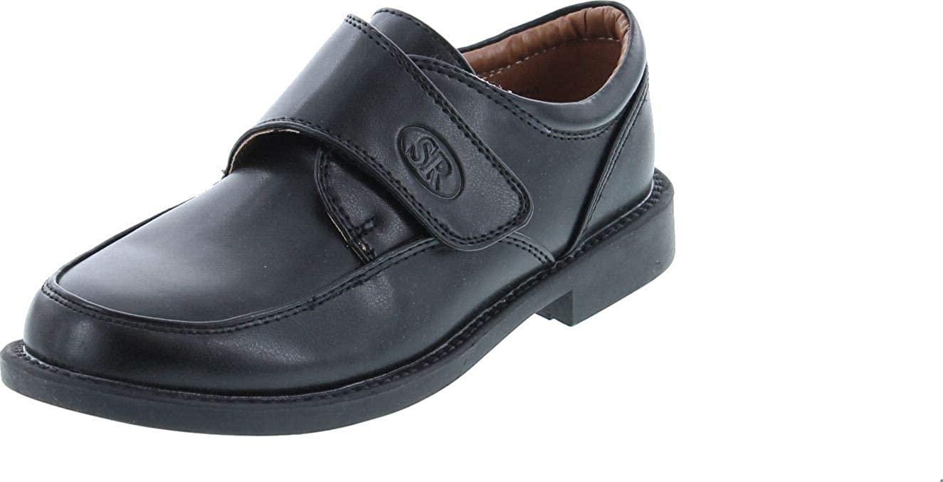 학교 라이더 소년 재키-349 스트랩 드레스 학교 신발