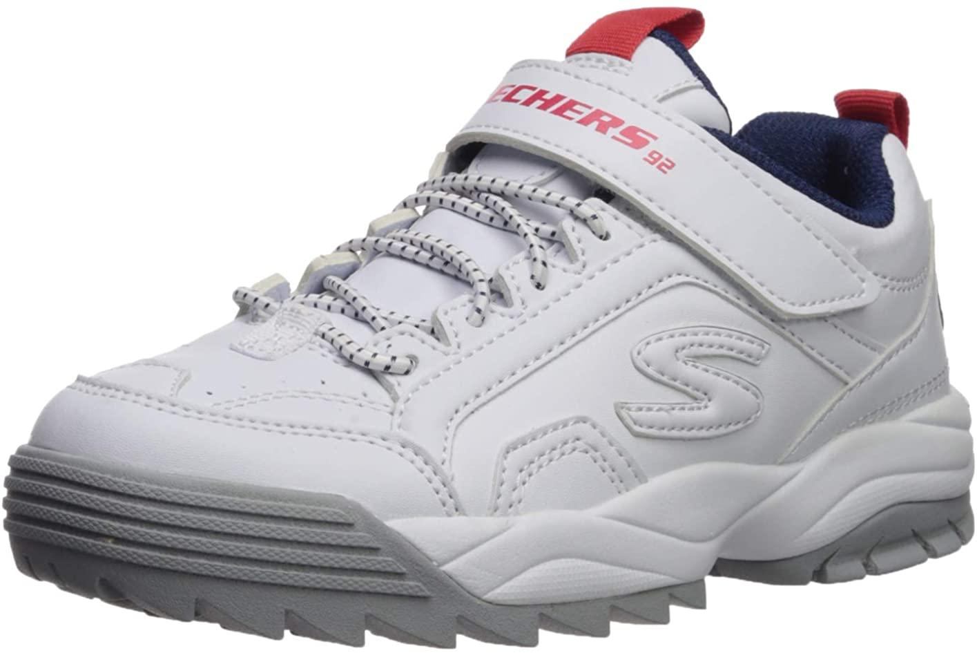 스케처스 유니섹스-차일드 인터시프트-테트로스 교복 신발