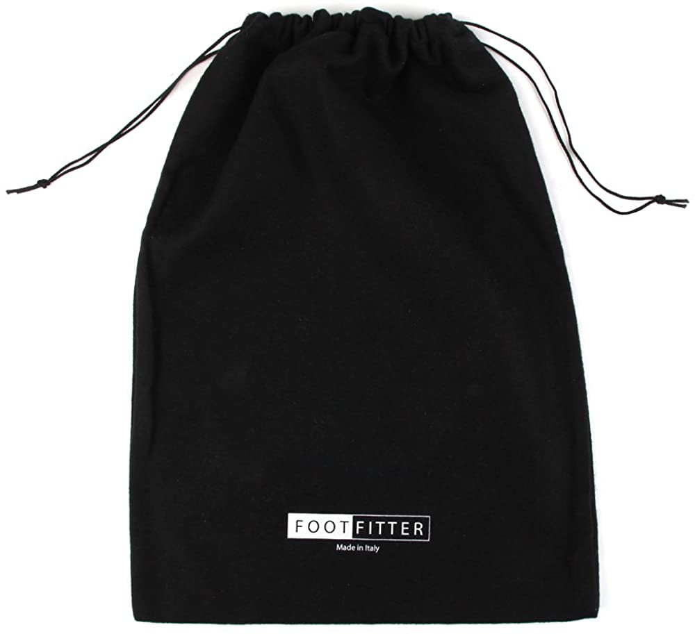 FOOTFITTER ITALIAN FLANNEL COTTON BOOT BAG 15 X 23 - 3 PACK