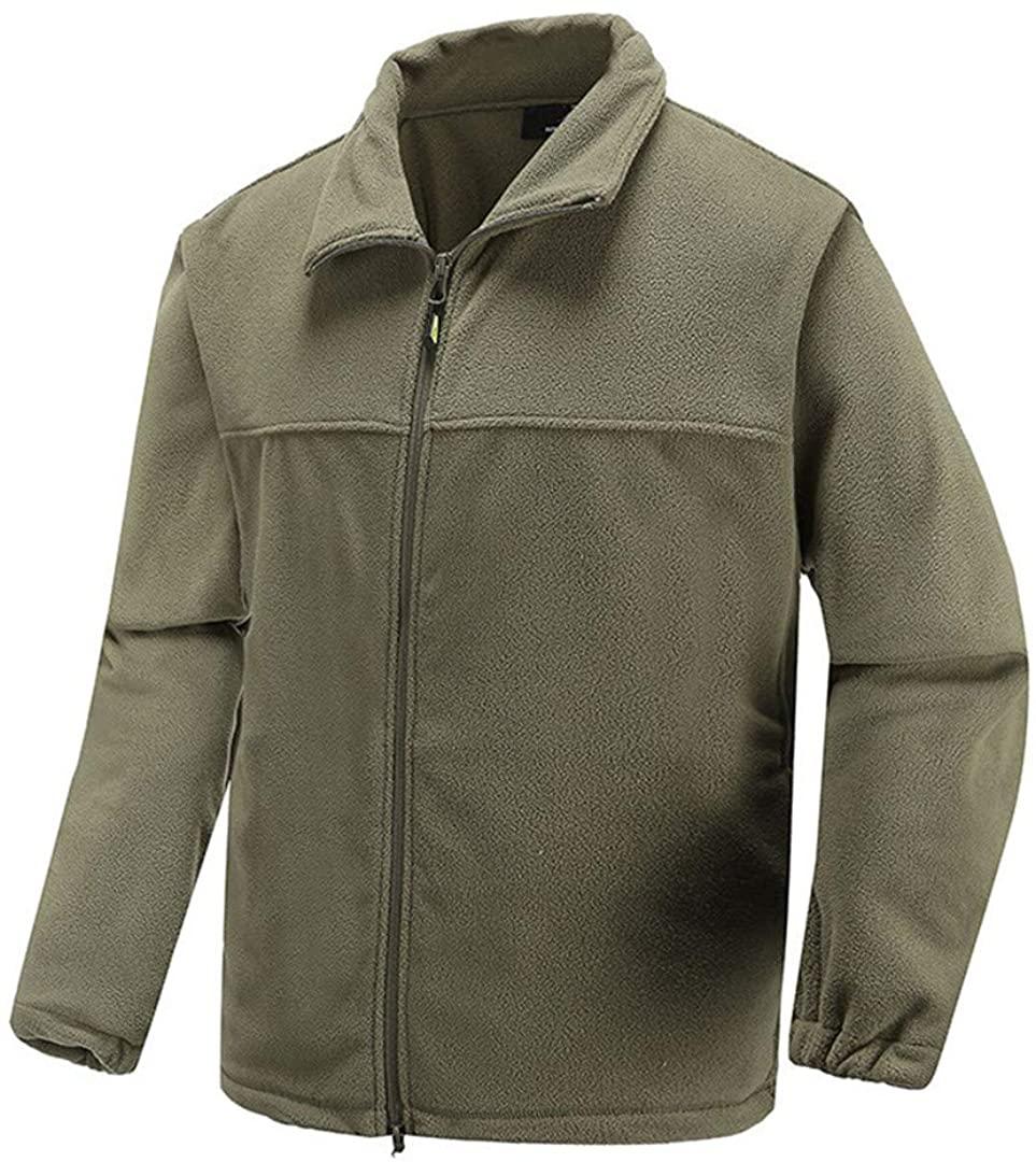 OTNZQZYF MEN OUTDOOR WARM SPRING RIDING CLIMBING SOFT SHELL FLEECE COAT BIG SIZE TACTICAL JACKET