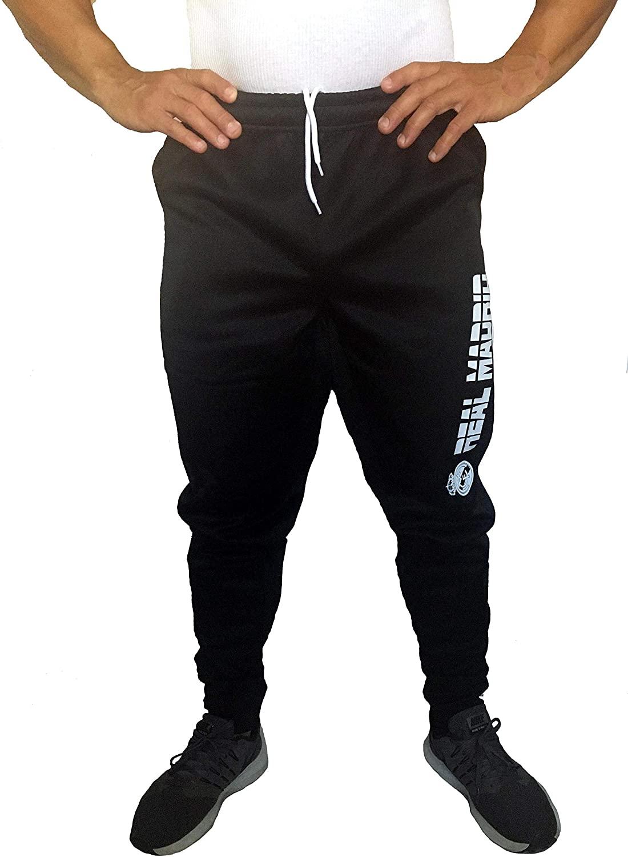 공식 레알 마드리드 C.F 남자의 허리 조깅 스타일 캐주얼 스포츠 PANT