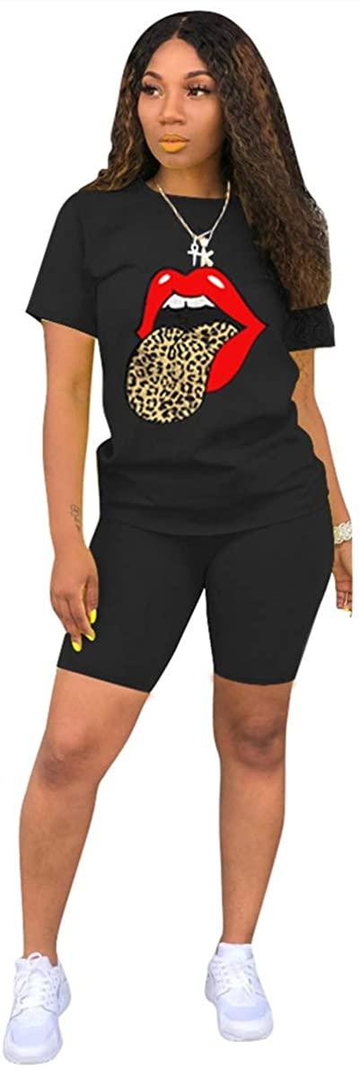 여성 2 조각 복장-캐주얼 패션 티셔츠 운동 TRACKSUIT BODYCON 바지 정장 세트 점프 슈트 ROMPERS 조깅 슈트