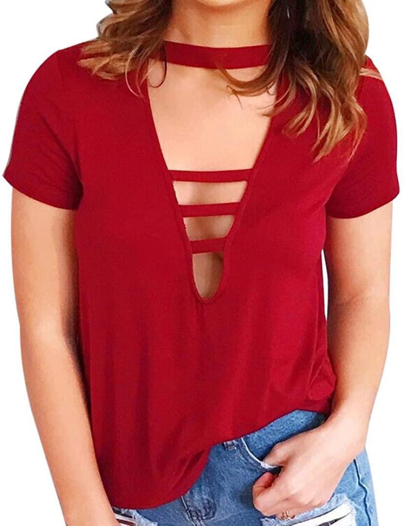 2018 여름 여성 블라우스 루즈 탑스 V 넥 셔츠 캐주얼