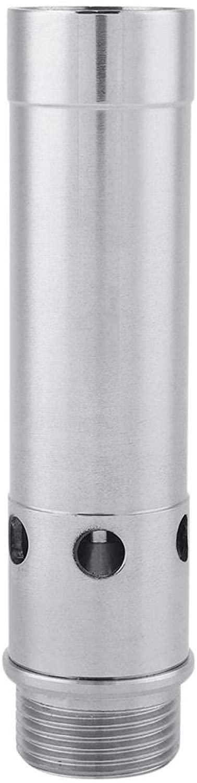 물 물 분수 노즐 연못 스프링클러 헤드 스테인레스 스틸 물 분수 노즐 스프레이 장관 효과 아름다운 풍경 뿌리다(1 인치 DN25)