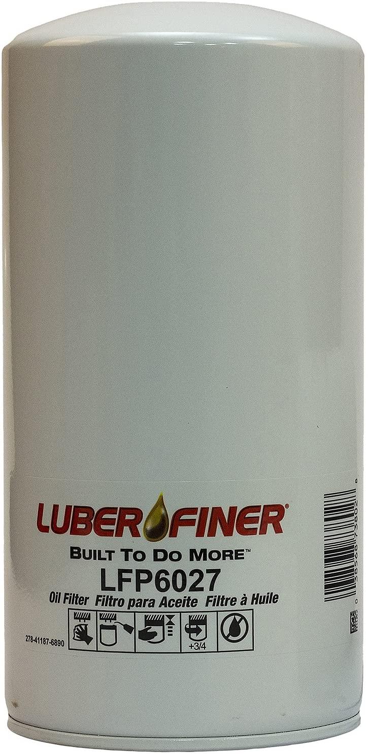 LUBER-FINER LFP6027 HEAVY DUTY OIL FILTER