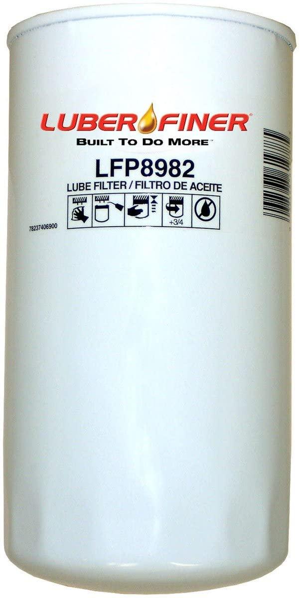 루버 미세 LFP8982 중장비 오일 필터