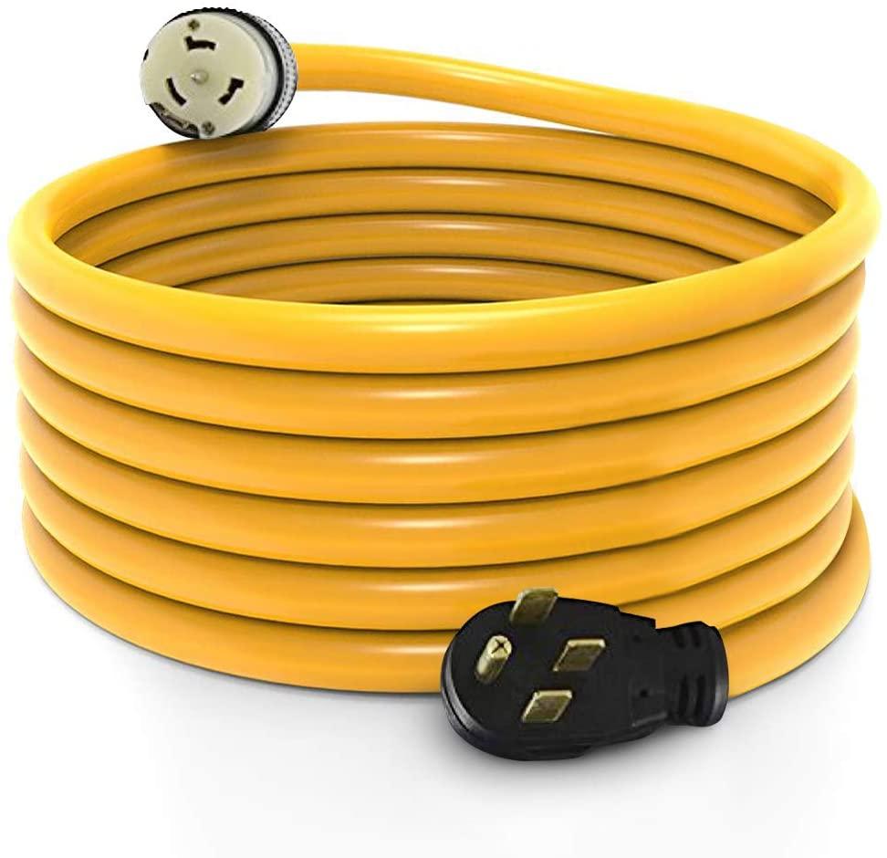 15`발 발전기 전원 코드 50AMP14-50P-CS-6364 잠금 커넥터