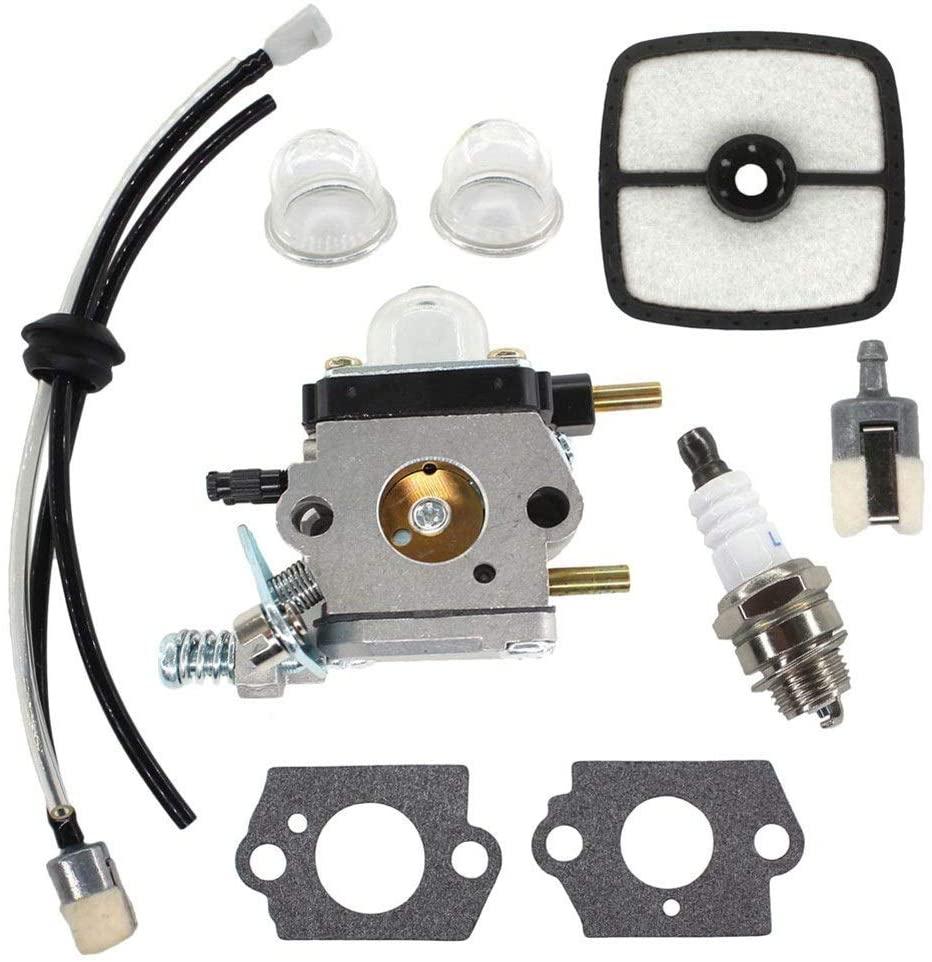 자마 C1U-K54A 로드 맨티스를 위한 FLFLFF 카뷰레터 7222 에코 12520013123 탄소 연료 파이프라인