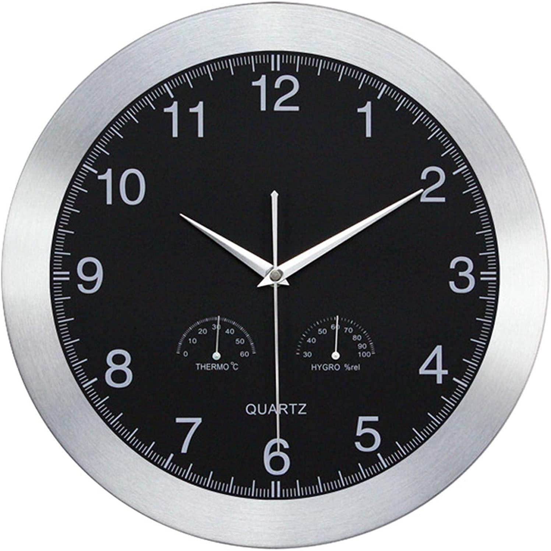 <span style=''>BLKJ GARDEN CLOCKS OUTDOOR WATERPROOF 14 INCHES TH..</span>