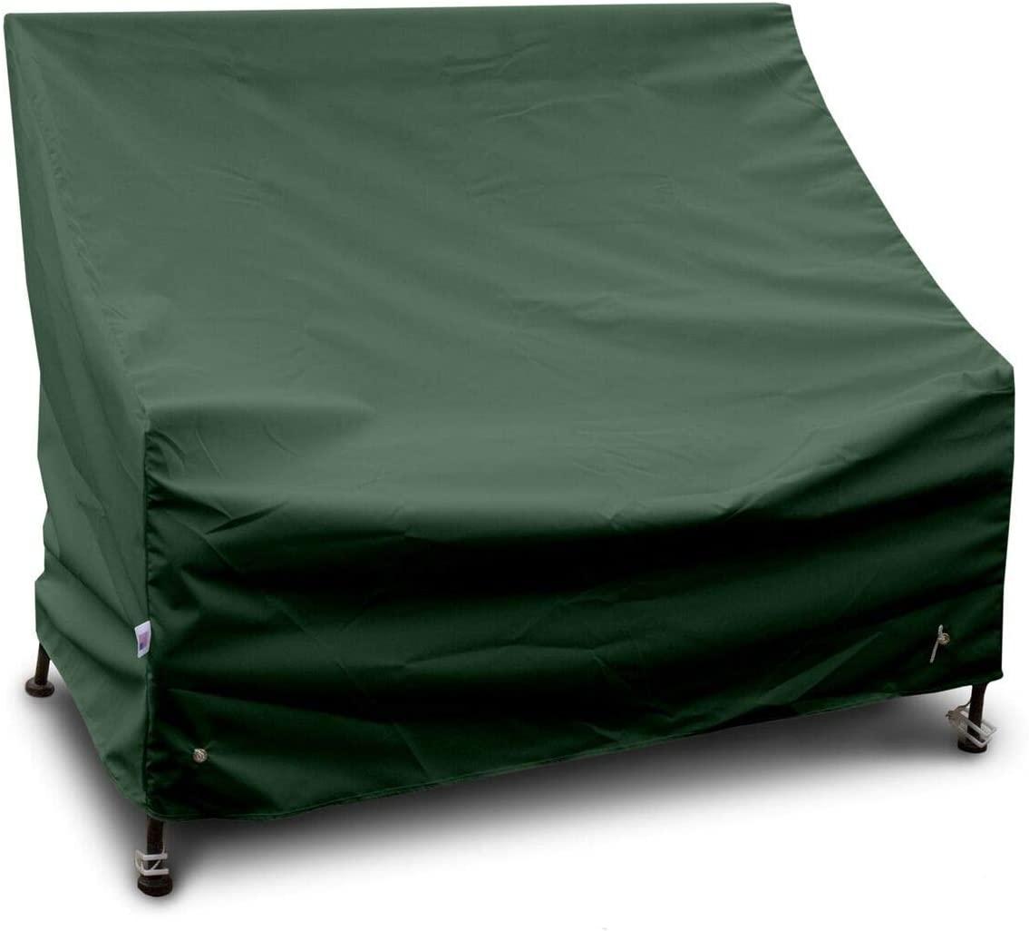 KOVERROOS51W X33D X33H WEATHERMAX LOVESEAT 커버-녹색