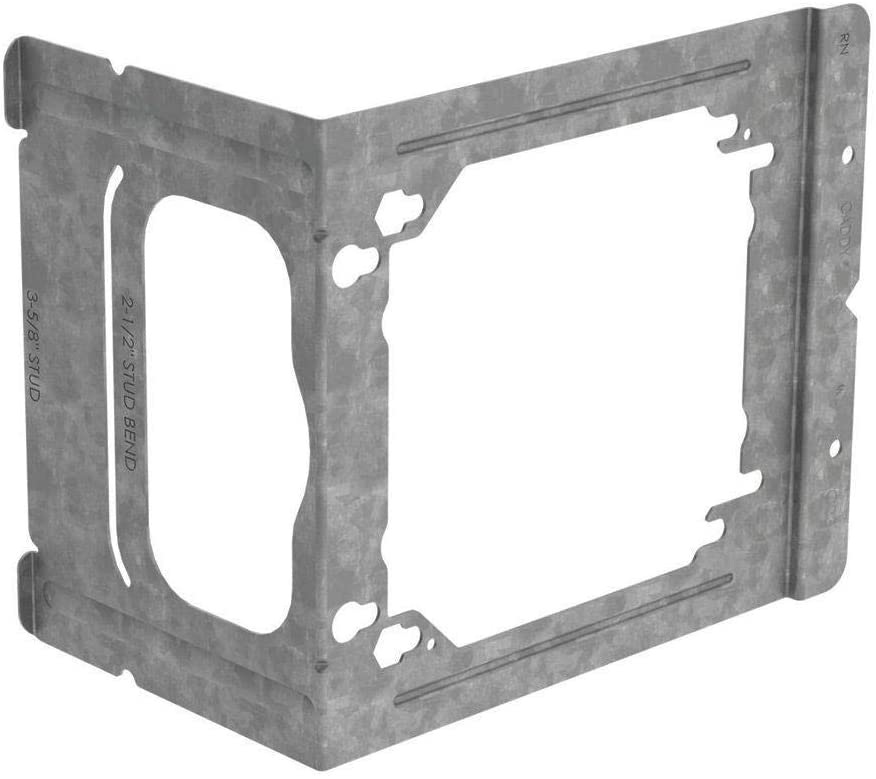 (팩 100)T4 스터드 상자 장착 브래킷 4 4-11 | 16 상자 2-1 | 2 3-1 | 2 스터드