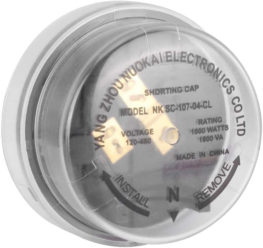 AUNMAS1000W1800VA120-480V TWISTLOCK 광전지 리셉터클 임시 보호 단락 캡