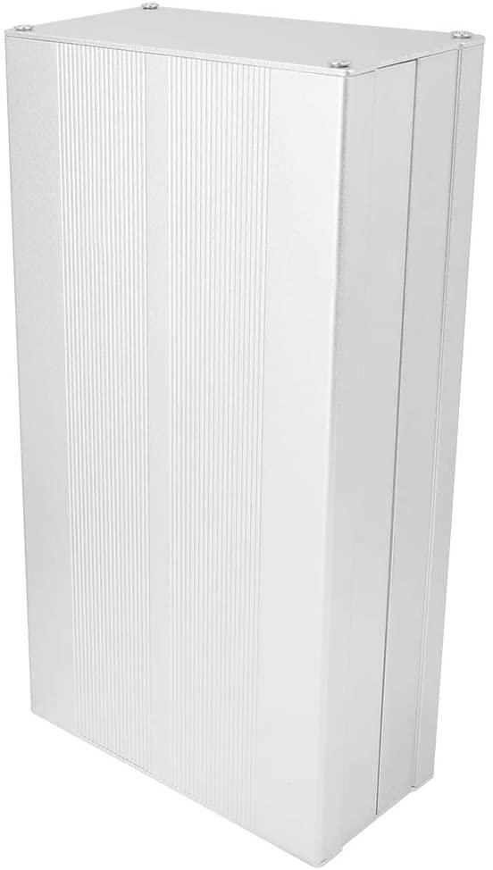 알루미늄 냉각하는 경우 알루미늄 합금 좋은 열 분산 알루미늄 상자 높은 효율성에 대한 디코더 컨트롤러((모래와 평판))