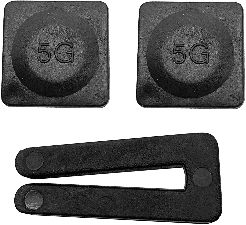 ALPURPLE 천장 팬 블레이드 밸런싱 장비 팬 균형을 잡는 키트를 포함한 1 개 균형을 잡는 플라스틱 클립을 2 개 SELF-ADHESIVE5G 체중