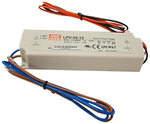 을 의미가 잘 연결-35-12 전원 공급 장치 | LED 드라이버 90-264VAC 입력 35W3A 출력 12V