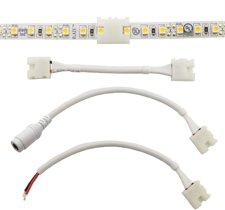 다이오드 LED CLICKTIGHT 결합 연결관 다이오드 창 2464 철사에 있는 AV | BL | FV 백색 96