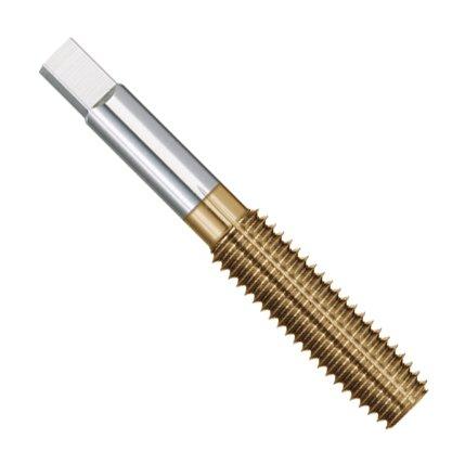 코디악 절단 도구 KCT210142 미국들 롤   스레드를 형성하는 탭 H7 제한 바닥타일 고속 강철 주석 코팅 8-32 크기