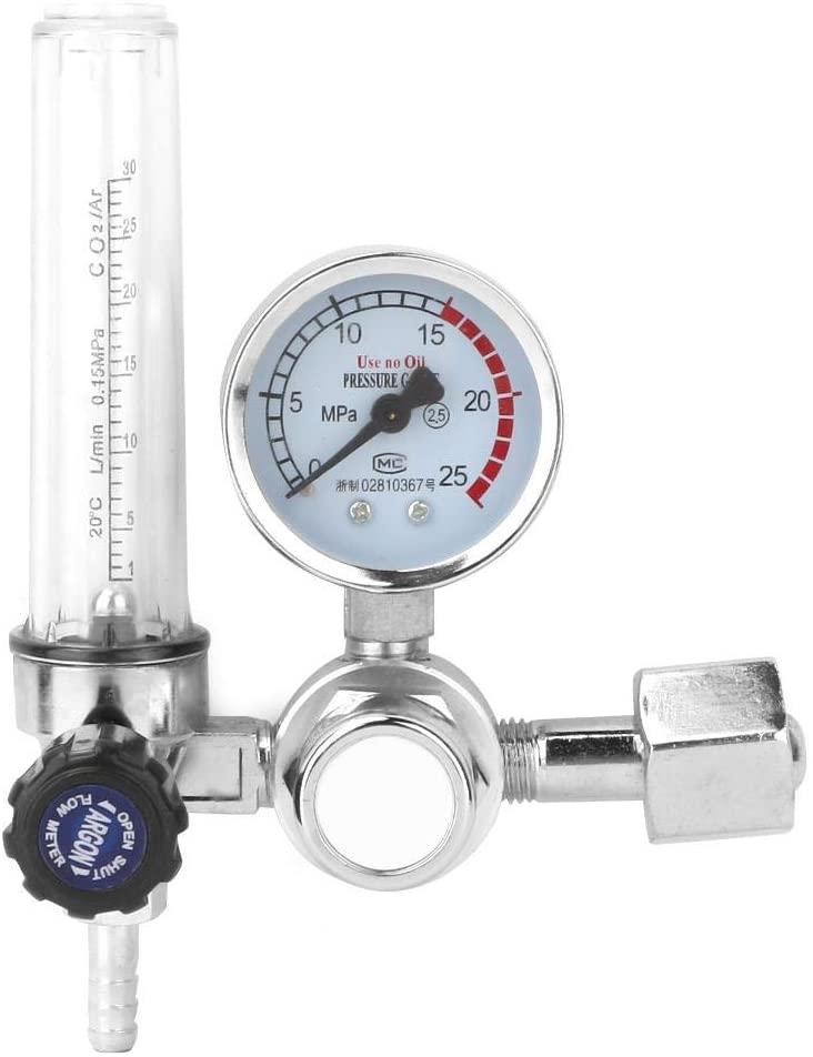 MAXMARTT ARGON | CO2 REGULATOR TIG ARGON CO2 MIG TIG FLOW METER REGULATOR PRESSURE GAUGE WELDER PARTS