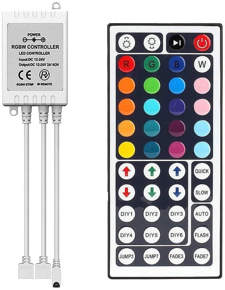 LED 스트립 조명 - 침실 거실 부엌 홈 파티를위한 LED 스트립 조명 RGB LED 문자열 조명 2 150 조명