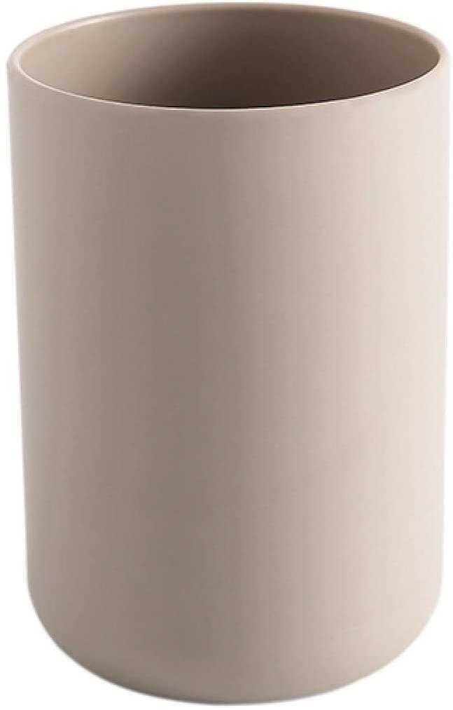 U   D 치아 컵 구강 컵 욕실 칫솔 컵 간단한 일반 색깔 커플이 컵 플라스틱 세척 컵 유아를위한 아이 커플 선물 친구