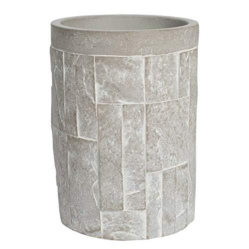 화재 아발론 목욕 액세서리 컬렉션 콘크리트 욕실 텀블러의 예술